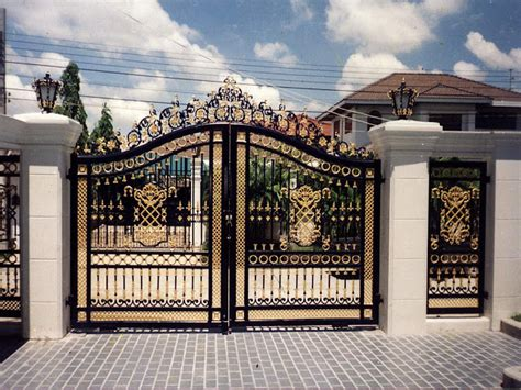 iron gates design gallery 10 images home appliance