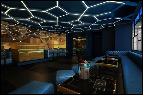 Interior Club by Boujis Celebrated Nightclub To Open In Hong Kong
