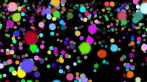colored bubbles flying colored bubbles background free hd overlay