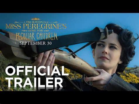 Miss Peregrines Home Tr peregrine videolike