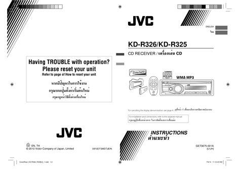jvc kd srbt wiring diagram wiring diagram source