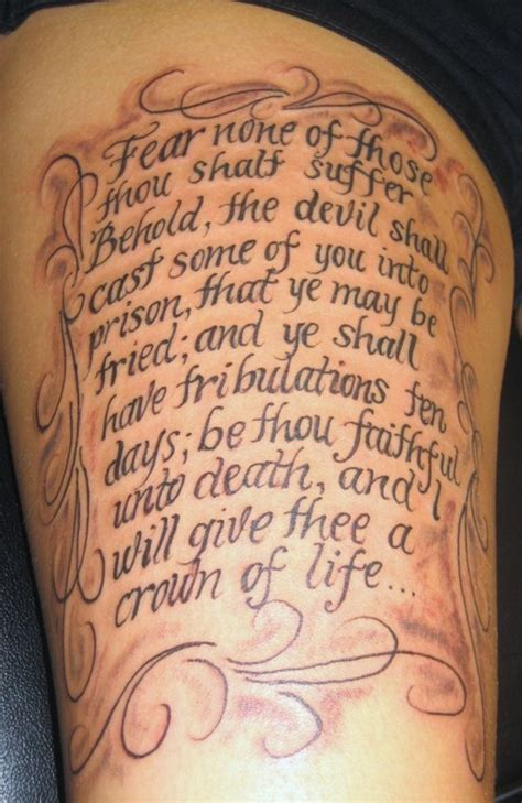 tattoo bible study 26 reverent scripture tattoos for men for 2013 creativefan
