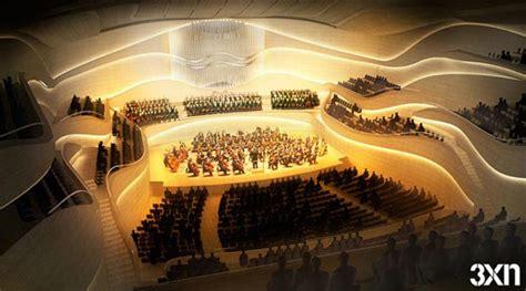 design contest for 280m london concert hall national concert hall dublin 3xn vs henning larsen