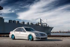 2008 Mercedes E500 2008 Mercedes E500 On 20 Quot Avant Garde F410 Ag Wheels