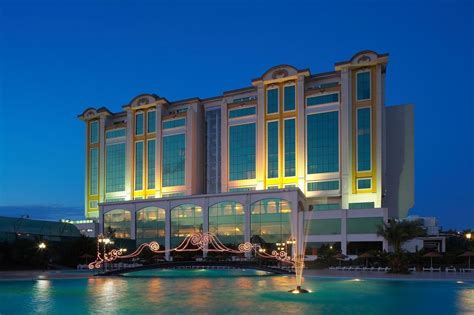 Ottoman Palace by Hotel G 252 Ng 246 R Ottoman Palace Thermal Spa Turkije Hatay