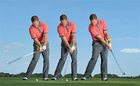 how to release your hands in the golf swing release the club clarence von aspern