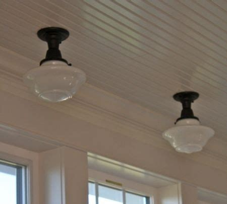 Beadboard Ceiling Lowes by Lowes School House Lights Home Design Ideas
