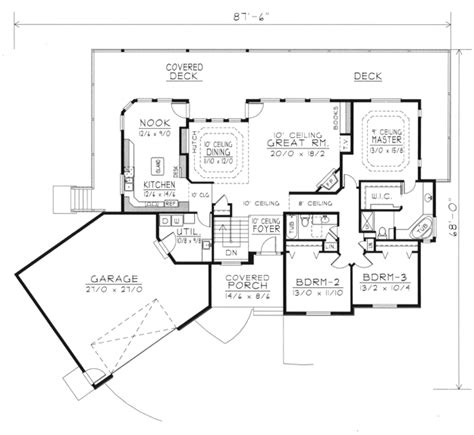 ultimate kitchen floor plans thefloors co