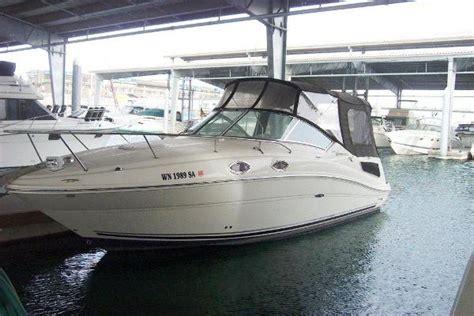 boat trailer rental pasco 2006 searay 260 sundancer 28 foot 2006 sea ray motor