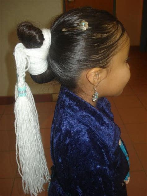 navajo women hair styles navajo hair bun native pics modern pinterest