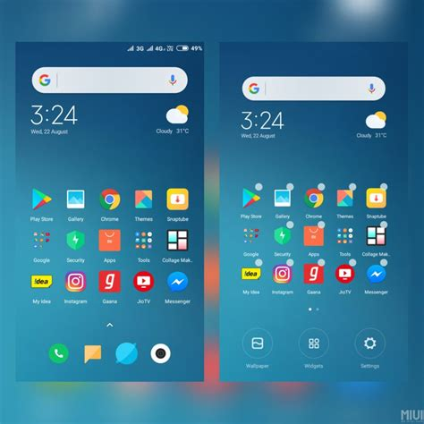 poco  launcher apk   android devices