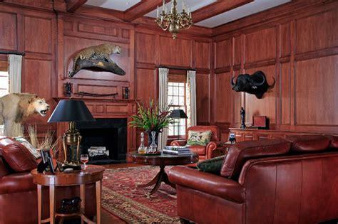 gentleman s home office country home office ideas gentleman s trophy room