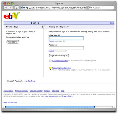 ebay login how do i know if an ebay message is phishing ask dave