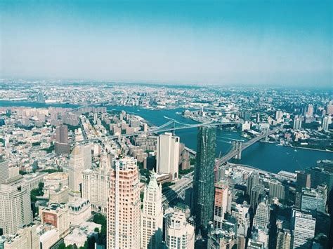 One S View Of The World 10 best nyc views