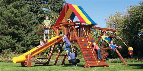 rainbow swing sets price list rainbow playsets special pricing great outdoors play systems