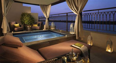 hotel with pool in room abu dhabi hotel rooms with pool stunning suites and villas book now