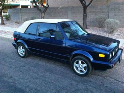 how to fix cars 1993 volkswagen cabriolet security system find used 93 collectors edition vw cabriolet in tucson arizona united states for us 2 850 00