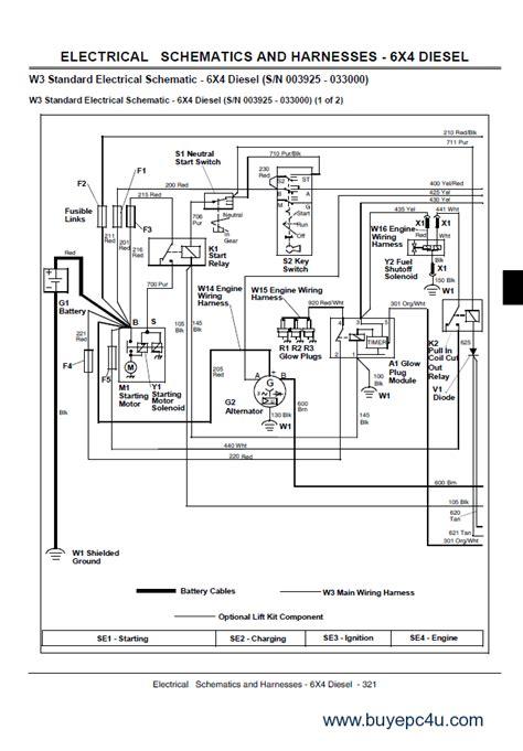 deere 3020 wiring schematic deere 445 wiring