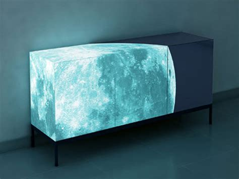environmentally friendly glow in the paint lunar cabinet glows in the with eco paint inhabitat
