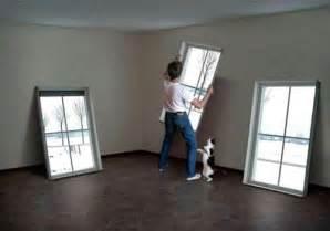 Fake Window Light by Fake Window Wall Hangings 187 Funny Bizarre Amazing