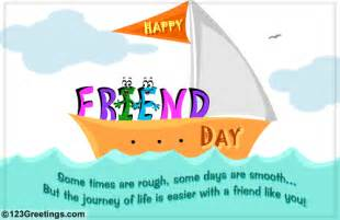 free cake info animated friendship day greeting cards