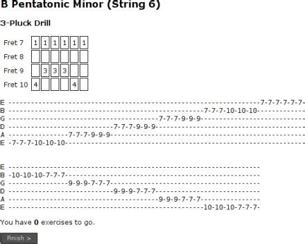 ejercicios de guitarra para ejercicios guitarra guitarra desafinados p 225 gina 2