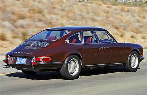 4 door porsche red 1967 porsche 911 sedan classic cars today online