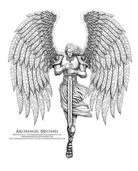 archangel gabriel tattoo some day day dreaming archangel michael