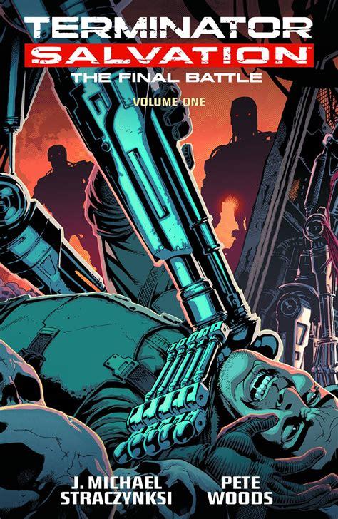 terminator salvation the battle vol 1 fresh comics