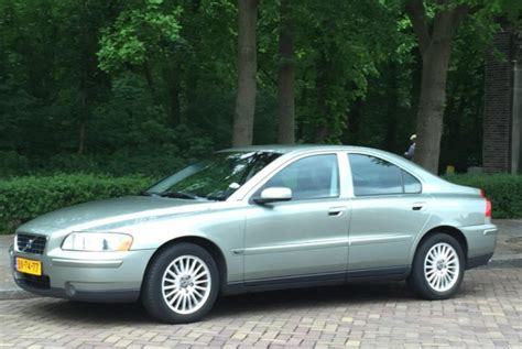 Volvo S60 Hp by Bn Volvo S60 2 5t 210 Hp 2005 50 800 Km 8 100