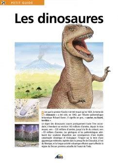 Les Dinosaures Collection Petit Guide Boutique En Ligne