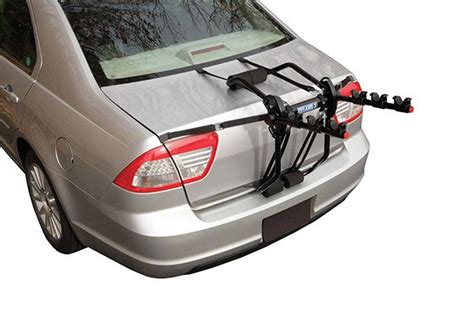 pro series 3 bike trunk mount bike rack best price on