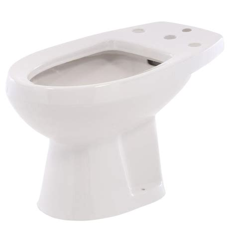 bidet home depot american standard cadet bidet in white for deck