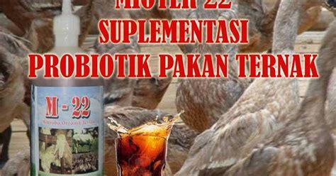 Vitamin Alami Untuk Ayam Petelur mioter 22 probiotik ayam petelur bebek puyuh burung dan