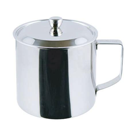 Mug Stainless Steel Cook Ville Korea 10 Cm cookville blibli