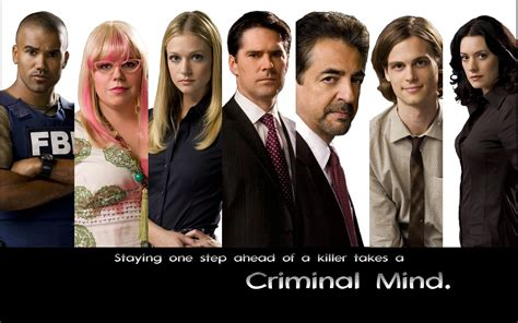 cast of criminal minds postes tv series posters and cast