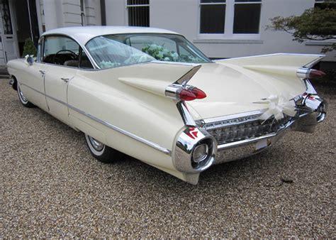 Is Cadillac An American Car by 1959 Cadillac Wedding Car American Car For Weddings In