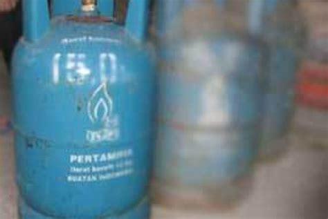 Tabung Gas 15 Kg Harga Gas Lpg 12 Kilogram Di Yogya Capai Rp 83 Ribu