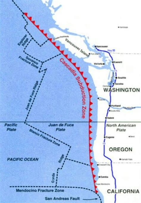 17 Best Ideas About Cascadia Subduction Zone On Pinterest | 17 parasta ideaa cascadia subduction zone pinterestiss 228