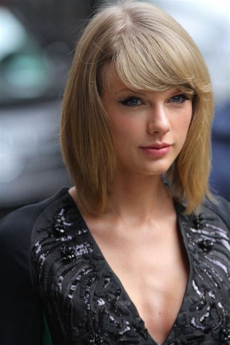 hair styles for 1989 taylor swift short bob with bangs hairstyle pinterest