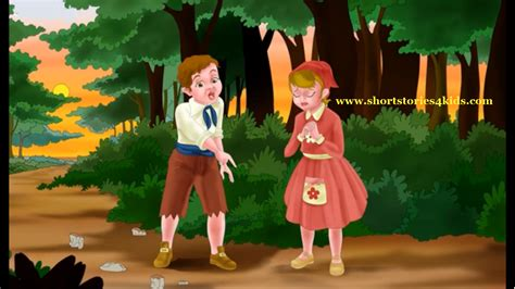 Hansel And Gretel hansel and gretel stories for