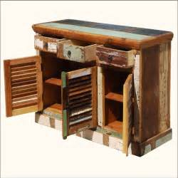 Furniture custom diy rustic distressed wood console table with drawer
