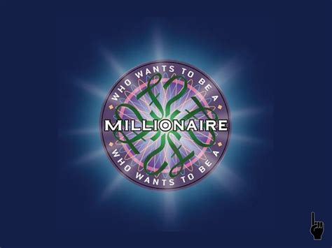 Who Wants To Be A Millionaire Ppt Template who wants to be a millionaire powerpoint template http