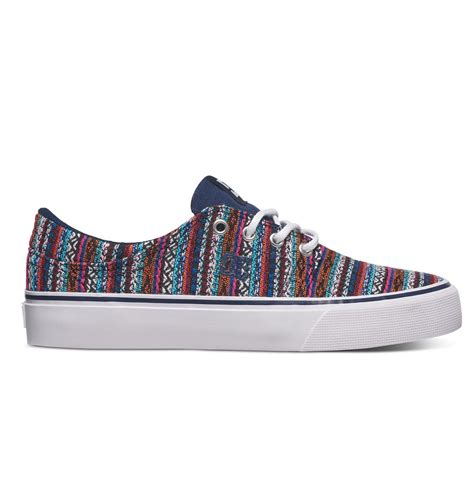 womens dc sneakers s trase le shoes adjs300145 dc shoes