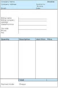windows invoice template invoice templates