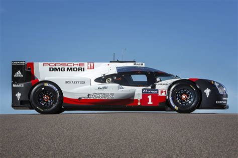 Official 2017 Porsche 919 Hybrid Gtspirit