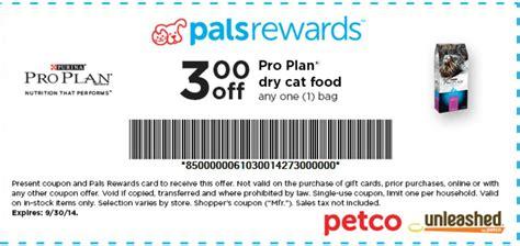 printable pro plan dog food coupons petco new printable pro plan coupons 3 1 dry cat food and