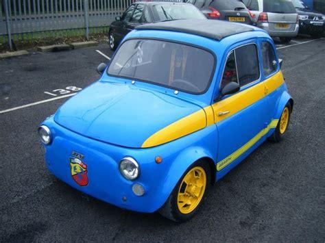 fiat 500 race car citroen hy fiat 500 abarth race car