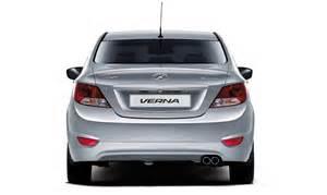 Hyundai Verna Images And Price Hyundai Fluidic Verna Price
