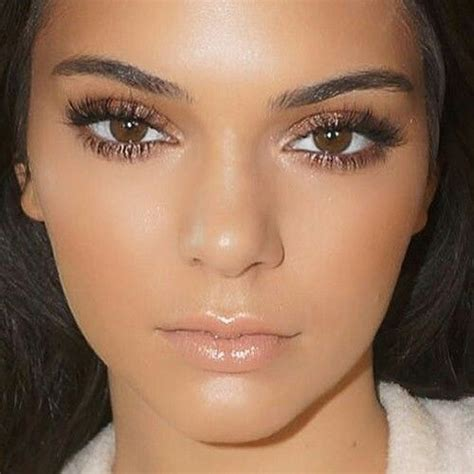 Wedding Hair And Makeup Kendal by Jenner Discovered Makeup Artist On Instagram